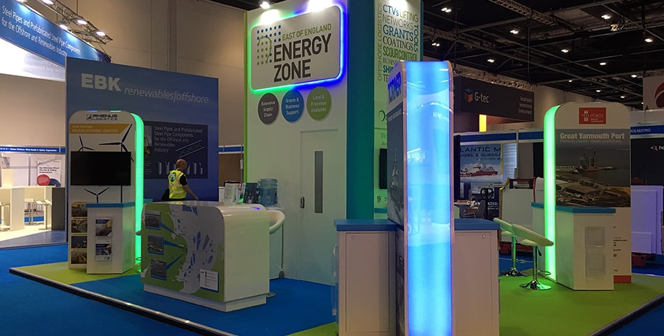 East of England Energy Zone – Offshore Wind Energy Exhibition