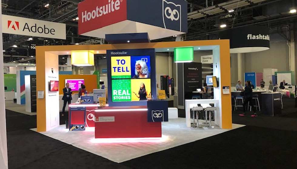 Hootsuite, Adobe Summit, Las Vegas, US