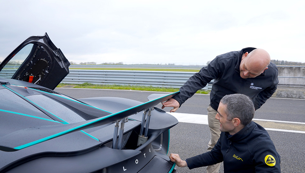 Lotus: Driving tomorrow